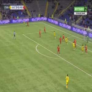 Kazakhstan 4-0 Andorra - Roman Murtazayev 74'