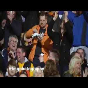 Never forget the time Bradford fans chanted about someone enjoying a pie at a game