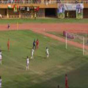 Niger 0-1 Tunisia - Firas Chaouat 28'