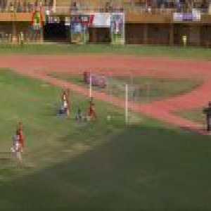 Niger 0-2 Tunisia - Firas Chaouat 32'