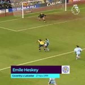 Peak Emile Heskey 😎  GoalOfTheDay