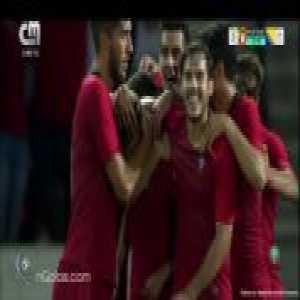Portugal U21 [3]-1 Bosnia & Herzegovina U21 - Diogo Gonçalves 64' (Euro U21 - Qualif.) Great Individual Goal