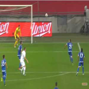 Slovenia [1]-1 Cyprus - Nejc Skubic 83'