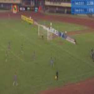 Zimbabwe 1-0 D.R. Congo - Ovidy Karuru 1'