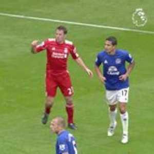 Merseyside derbies are always special 🔵🔴  8️⃣ years ago, Everton were in dreamland 👌  OnThisDay