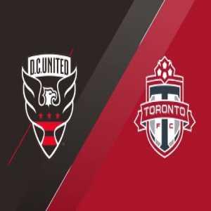 D.C. United vs. Toronto FC