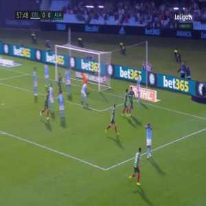Celta Vigo 0-1 Alaves - Tomas Pina 58'