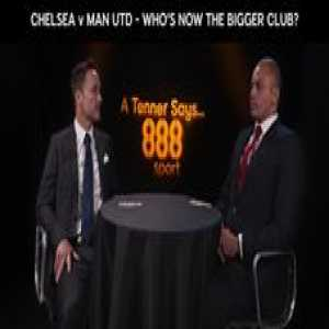 Dennis Wise makes a huge claim that Chelsea are currently a bigger club than Man United 😳  🎥: 888sport