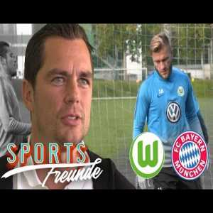 Interview with Sports Director Schaefer: Wolfsburg counts on an easy win against weak Bayern Munich