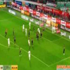 Lokomotiv Moscow [2]-1 FK Rostov - Solomon Kvirkvelia 60'