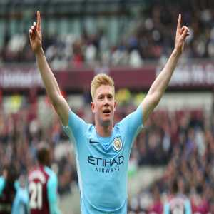 Pep Guardiola has confirmed midfielder Kevin de Bruyne is available for Manchester City's Premier League clash with Burnley on Saturday.