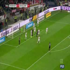 Rensing stunning save vs Frankfurt