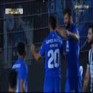 SC Vila Real 0-6 FC Porto - Adrian Lopez 66'