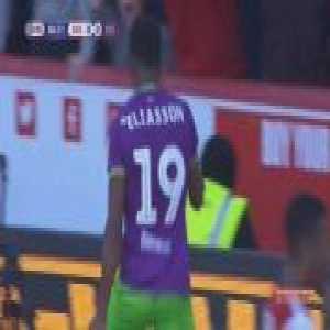 Brentford 0-1 Bristol City - Niclas Eliasson 89'