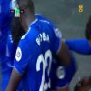 Cardiff City 2-1 Fulham: Bobby Reid