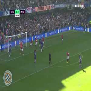 Chelsea [1]-0 Manchester United : Rudiger 21'