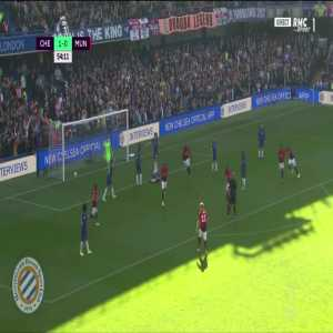 Chelsea 1-[1] Manchester United : Martial 55'