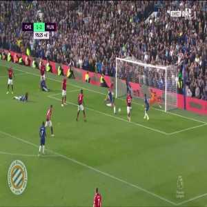 Chelsea [2]-2 Manchester United : Barkley 90+6'