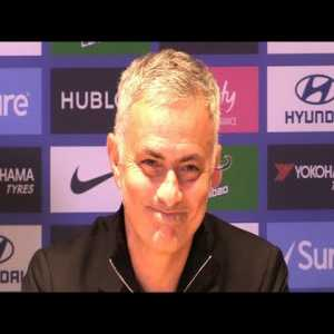 Chelsea 2-2 Manchester United - Jose Mourinho Full Post Match Press Conference