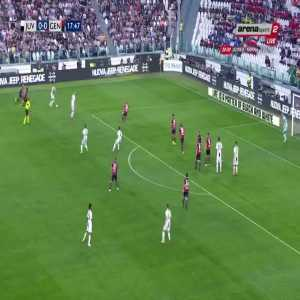Cristiano Ronaldo goal (Juventus [1]-0 Genoa) 18'