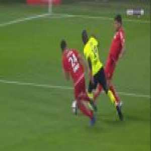 Dijon 0-1 Lille - Nicolas Pepe penalty 21'