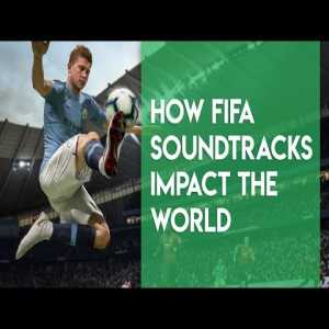 How the FIFA soundtracks redefined the sound of football