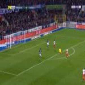 Strasbourg 2-0 Monaco - Lebo Mothiba 84'