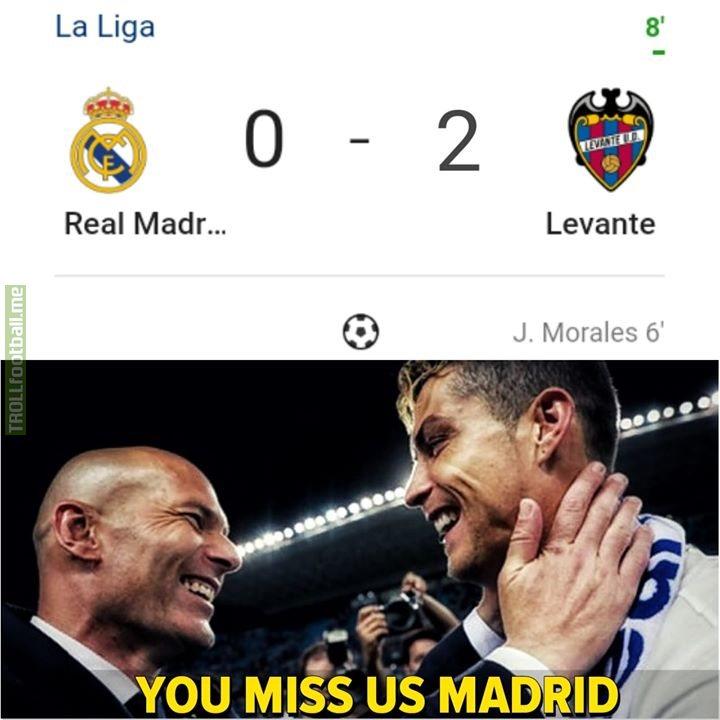 Tag Madrid fans 😂 EriS