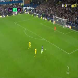 C. Tosun goal (Everton [2]-0 Crystal Palace) 88'