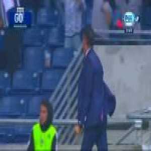 Monterrey [2]-1 Toluca - Daniel Lajud great goal 84'