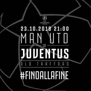 The Champs, The Chapters, The Champions League. Juventus official twitter posts video before Man U v Juve tomorrow.