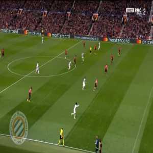 De Gea saves Ronaldo shot