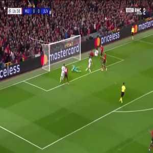 P. Dybala goal (Man Utd 0-[1] Juventus) 17'