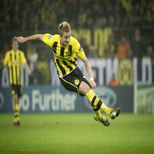 Reus will make his 50th appearance in European competitions tonight – all of them for Borussia Dortmund.