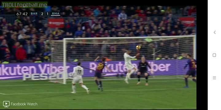 Lord Benzema Can't Even Score A Open Header..🙃😡😠