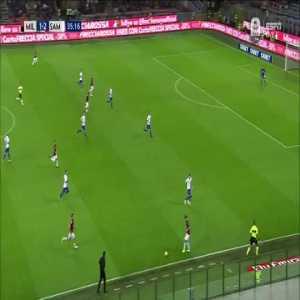 Milan [2]-2 Sampdoria - Higuain 36'