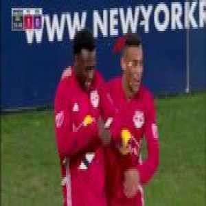 New York Red Bulls 1-0 Orlando City - Derick Burckley Etienne 53'