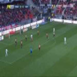 Rennes 0-1 Reims - Remi Oudin 16'