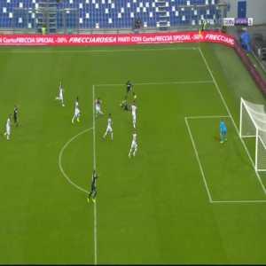 Sassuolo [2]-2 Bologna - Kevin-Prince Boateng penalty 85'