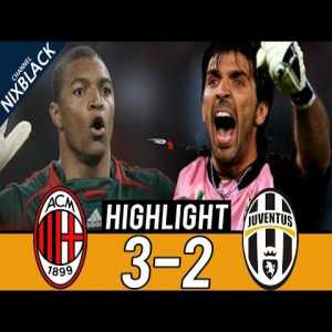 AC Milan - Juventus 0-0 (pen 3-2) - UCL 2003 Final - Highlights (English Commentary) HD