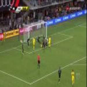 DC United 1-[1] Columbus Crew - Federico Higuain 30'