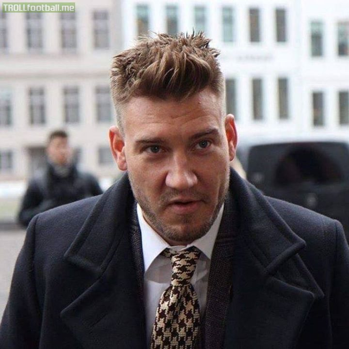 Nicklas Bendtner has been sentenced to 50 days in prison for assault after breaking a taxi driver's jaw after a night out in September...