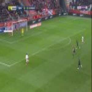 Reims 1-0 Monaco - Mathieu Cafaro 24'