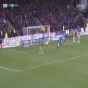 St. Mirren 0-1 Rangers - Daniel Candeias 80'