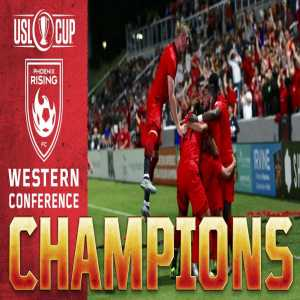 Didier Drogba's Phoenix Rising win the USL Western Conference Playoffs