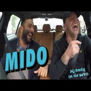 Mido and Andy van der Meyde joking around about their time at Ajax