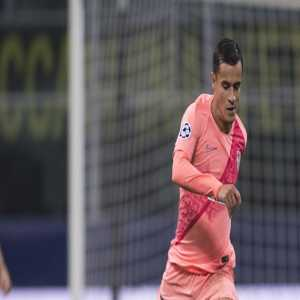 Coutinho with a muscular problem, could be ruled out of the upcoming game against Betis.