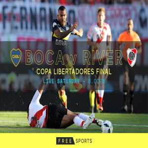 FreeSports will show Copa Libertadores finals in the UK
