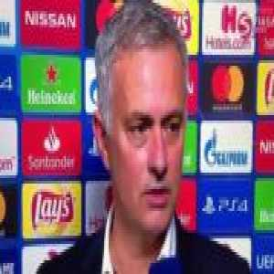 Mourinho's hilarious dig towards the FA after Manchester United's win over Juventus