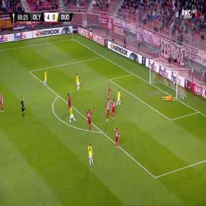 Olympiakos 4-[1] Dudelange - Danel Sinani 69'